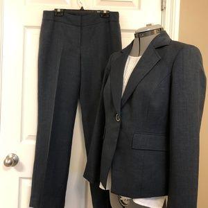 Pant Suit Nine West Blue